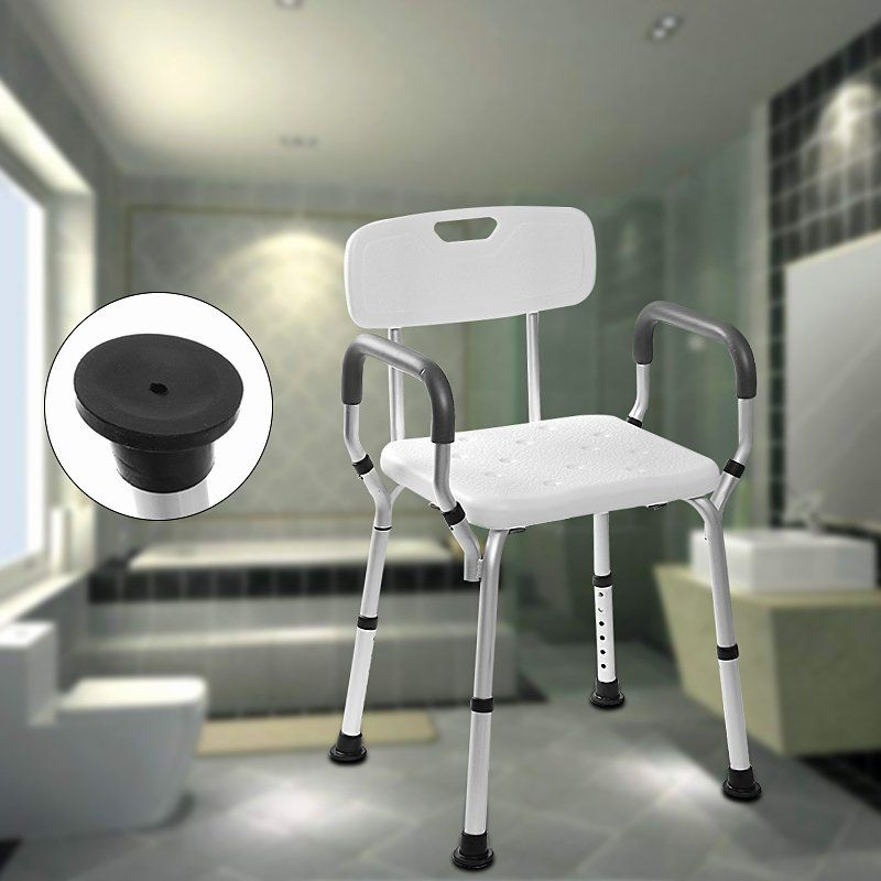 Disability Bathroom Chairs Unique Adjustable Medical Shower Folding Chair Bathtub Bench Bath Seat Aid Di 2020