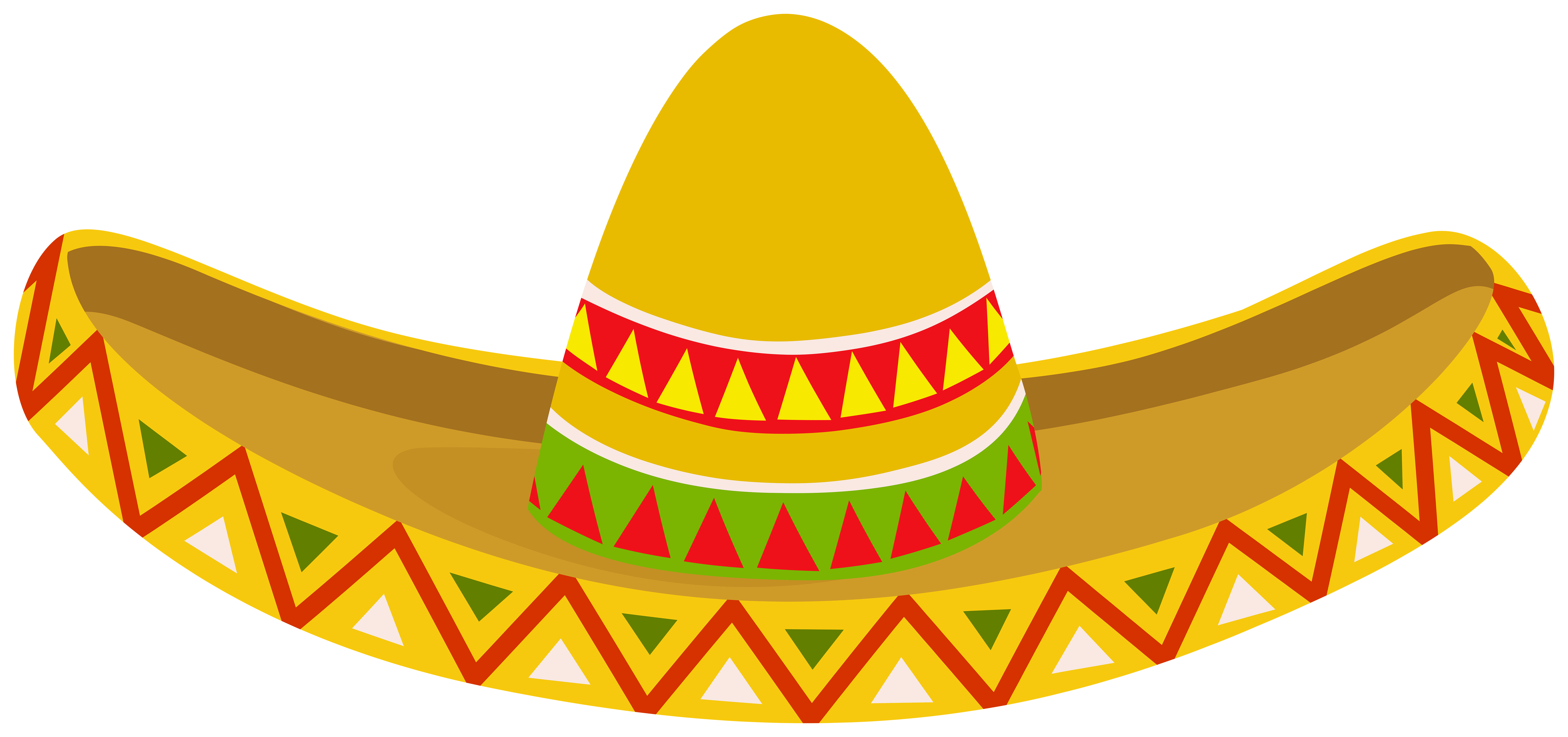 Mexican Sombrero Png Clipart Gallery Yopriceville High Quality Images And Transparent Png Free Clipart Sombrero Clip Art Free Clip Art