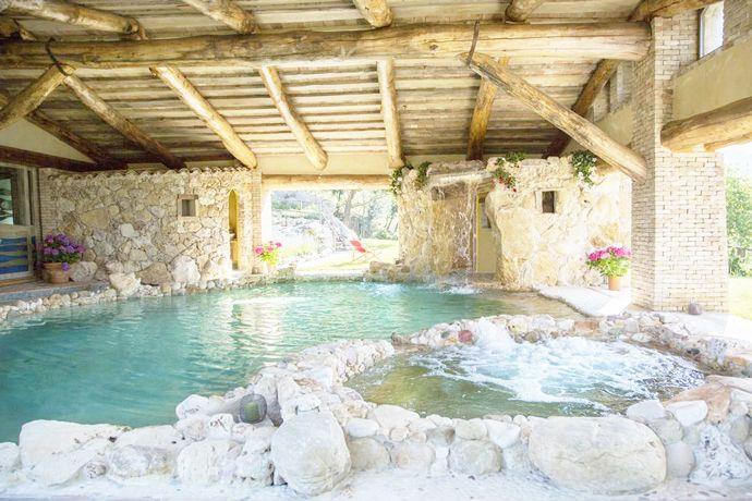 Resort Dolce Natura a Guardea (Terni) Villa privata con