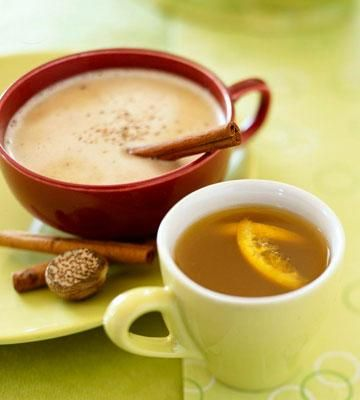 Hot drink recipes you 39 ll love snow drinks and first snow for Hot alcoholic beverages