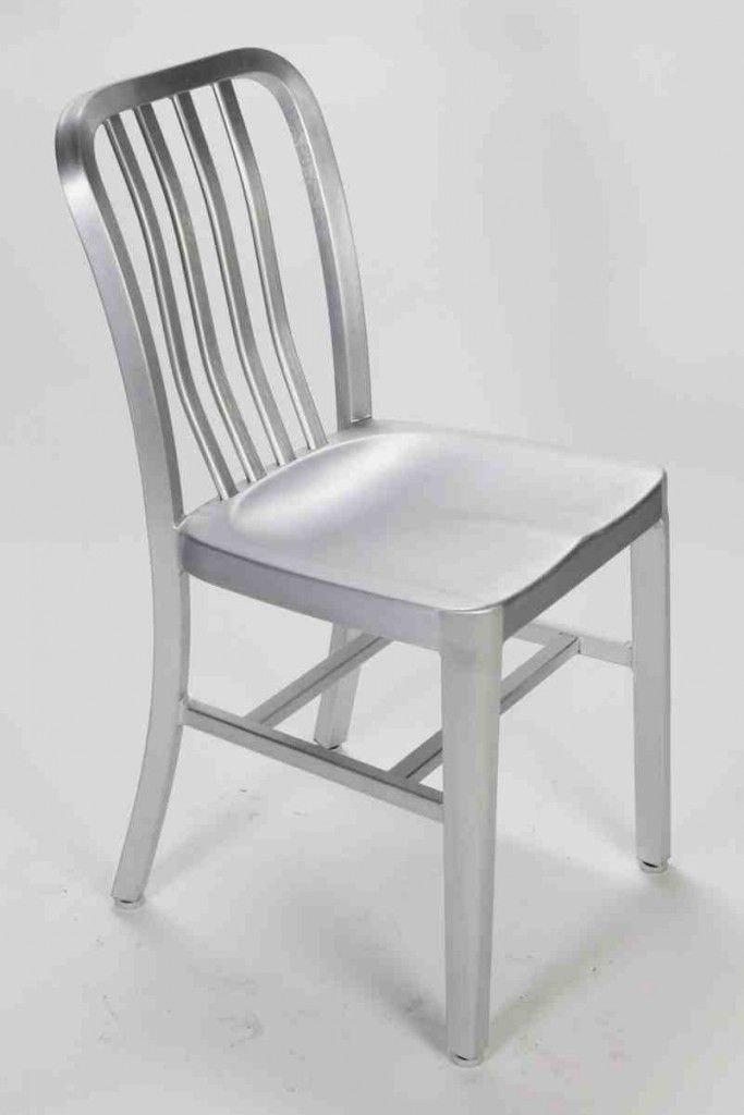 Aluminum Dining Room Chairs