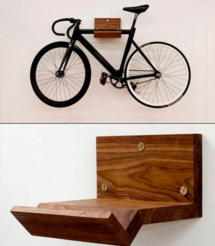 10 Diy Garage Shelves Ideas To Maximize Garage Storage: 17 Amazing Bike Storage Ideas You Just Have To See (With
