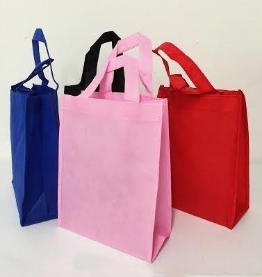 3710f2d4e Small Book Bag / Non Woven Gift Tote Bag - GN18   Non Woven Tote ...