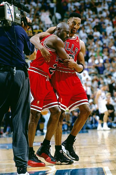 Michael Jordan's 'flu game' shoes shatter record price at auction ...
