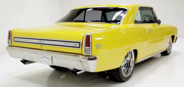 PRO TOURING 1967 CHEVY NOVA | COOL MUSCLE CARS