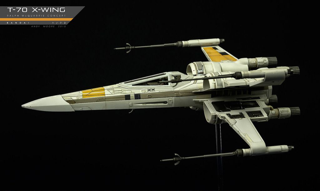 T 70 X Wing Mcquarrie Concept Ready For Inspection Sf Realspace Star Wars Spaceships Star Wars Ships Star Wars Painting