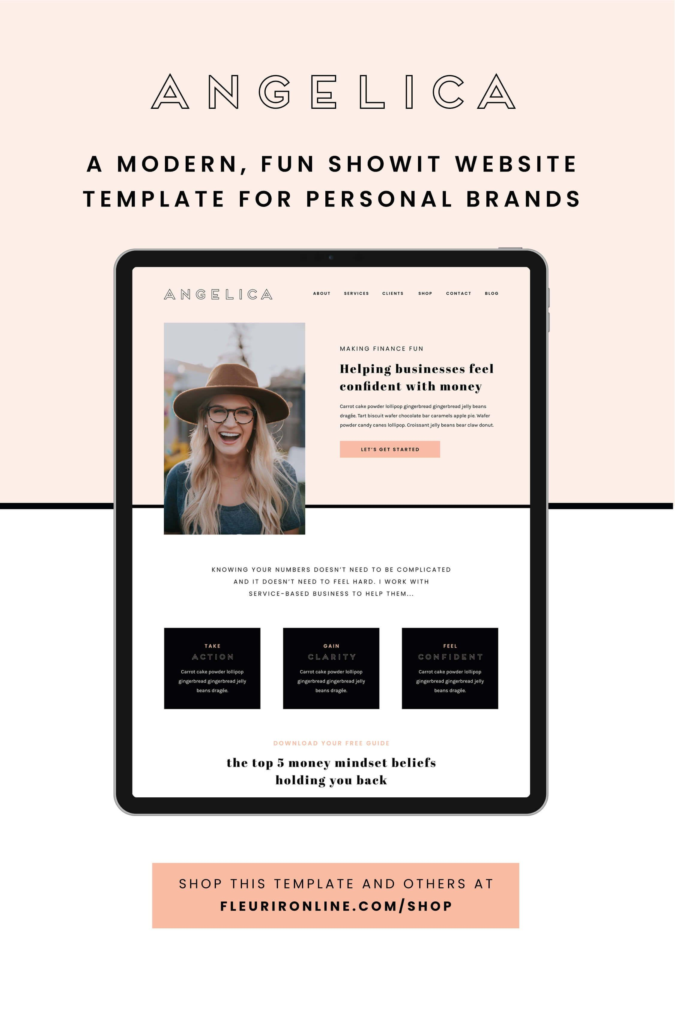 Showit Website Templates For Coaches And Creatives In 2021 Website Template Showit Website Showit Website Template