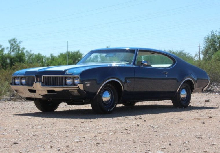 1969 Olds Cutlass S W 31 Classic Cars Oldsmobile 1969