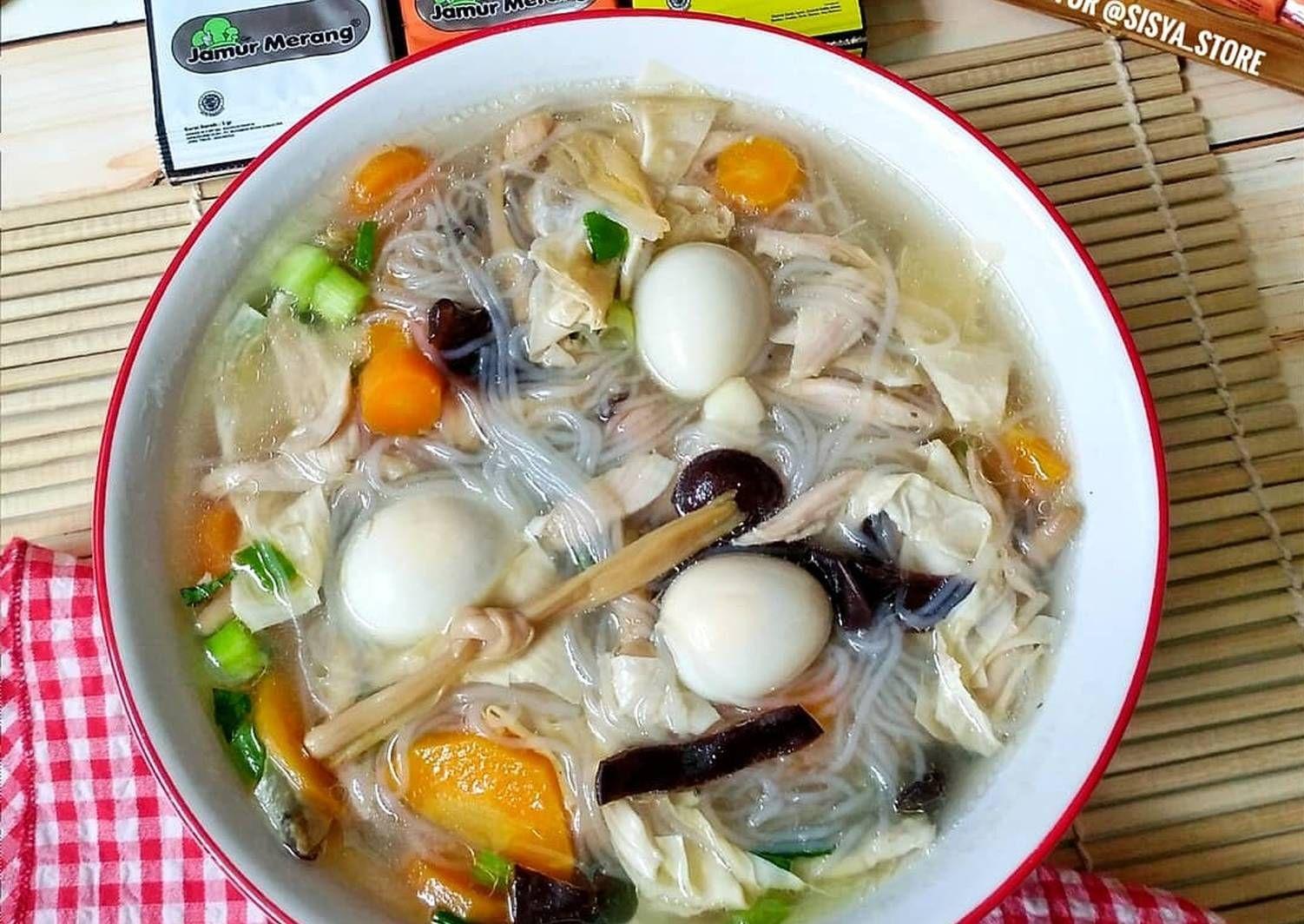 Resep Sup Kimlo Oleh Susan Mellyani Resep Resep Sup Makanan Resep Masakan