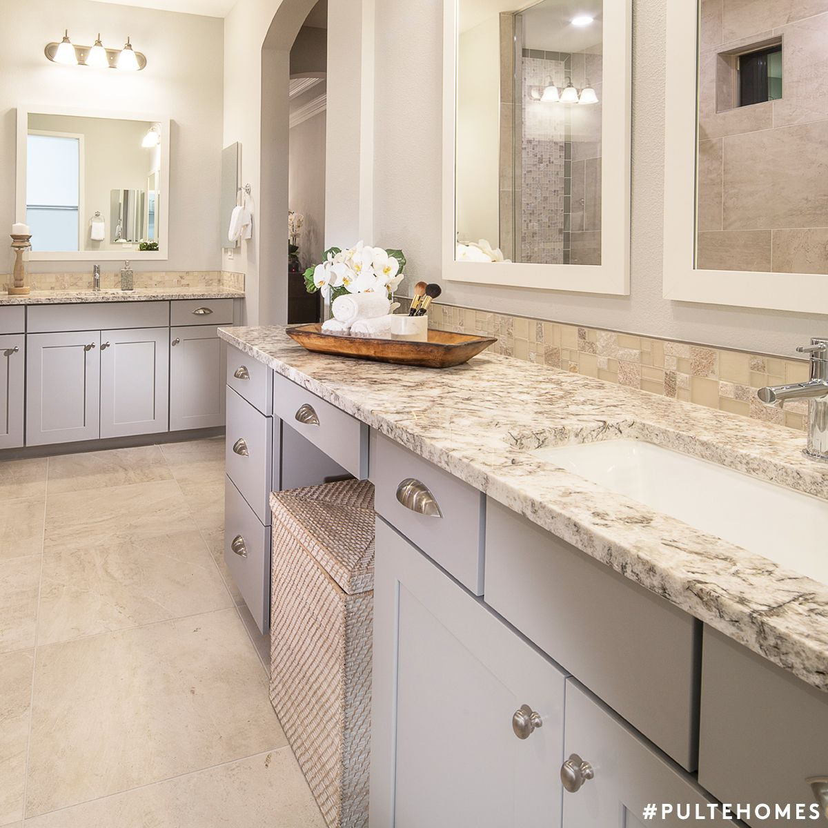 Create A Spa-like Space In Your Master Bath By Cleaning