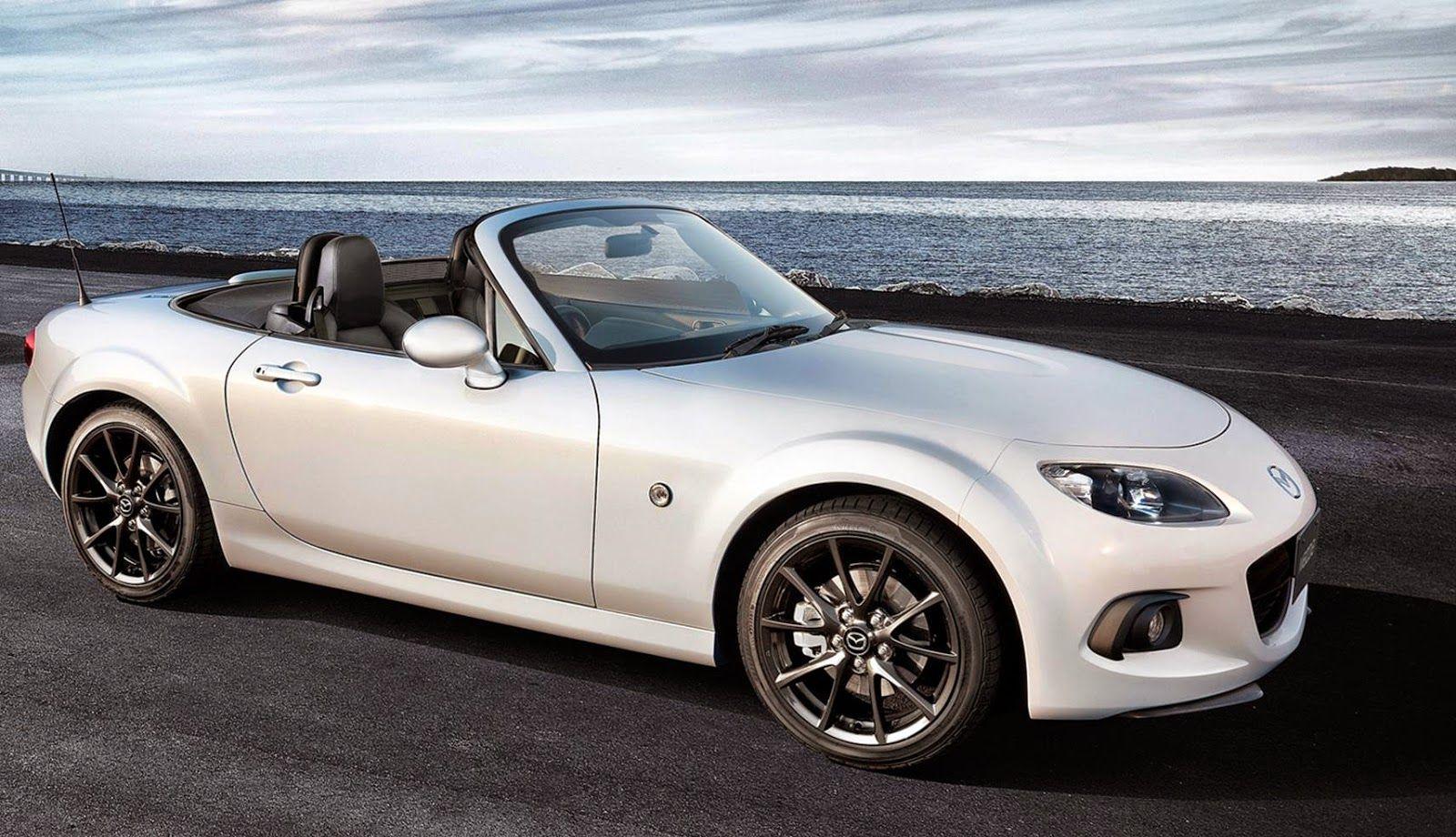 AUTO CARS, BIKES & VEHICLES Mazda MX5 Light Weight