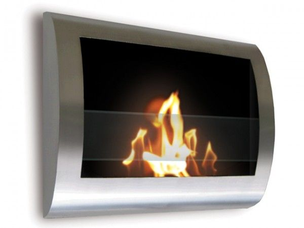Anywhere Fireplace Chelsea Wall Mount Indoor Fireplace Wall