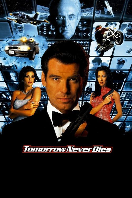 Image result for tomorrow never dies pinterest