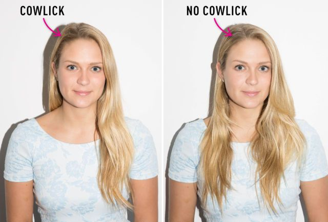 13 Life Altering Ways To Use A Blow Dryer Blow Dry Hair Cowlick Hairstyles Blow Dryer