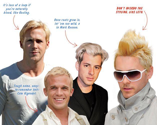 Platinum Blond Hair For Men Hair Ideas For Men Mens Hairstyles Blonde Guys Dying Hair