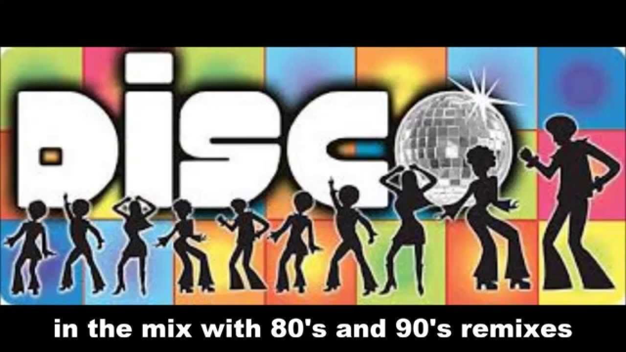 80's and 90's dance music remix dj mix 2014 (dance / disco