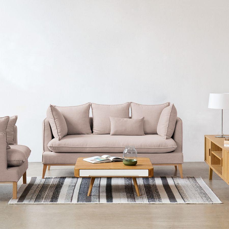 Sofa Sulviken 3 Sitzer Webstoff Sofa Design Home24 Sofa Und Kuchen Sofa