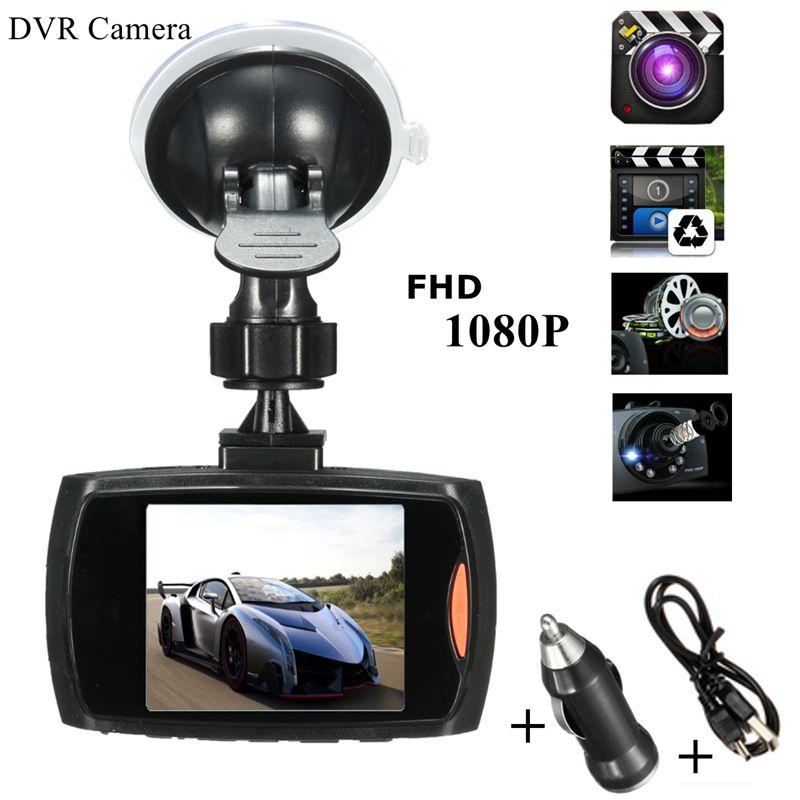 최고의 프로모션 2.7 인치 풀 HD 1080 마력 자동차 DVR 카메라 대시 캠 자동차 비디오 레코더 170 학위 G 센서 밤 비전