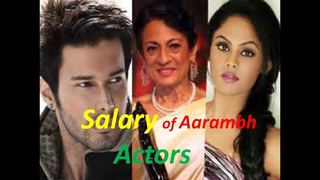 Salary of actors in Parmavatar Shri Krishna