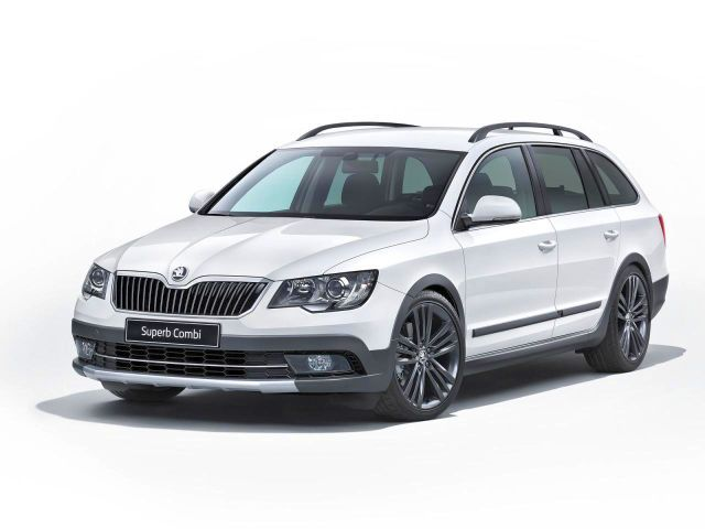 Review 2015 Skoda Superb Combi Release Front View Model Best New