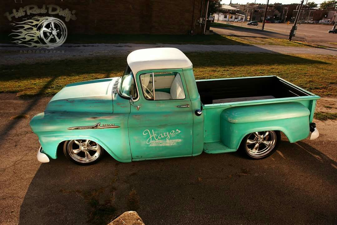 Pin by Tom Coles on OLD TRUCKS | Pinterest | 57 chevy trucks, Rats ...