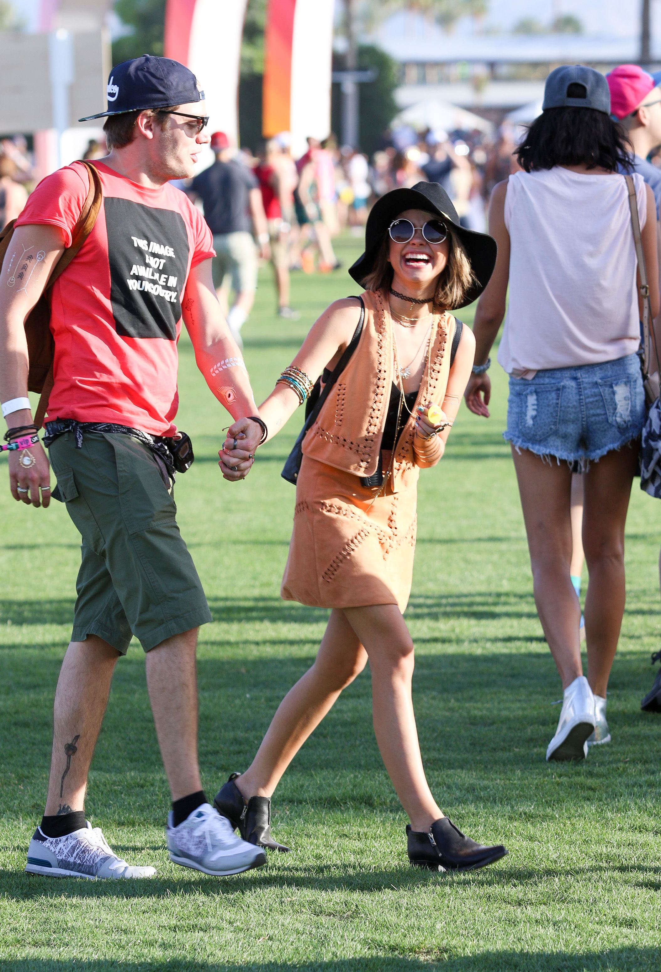 What Celebs Are Wearing at Coachella  - ELLE.com