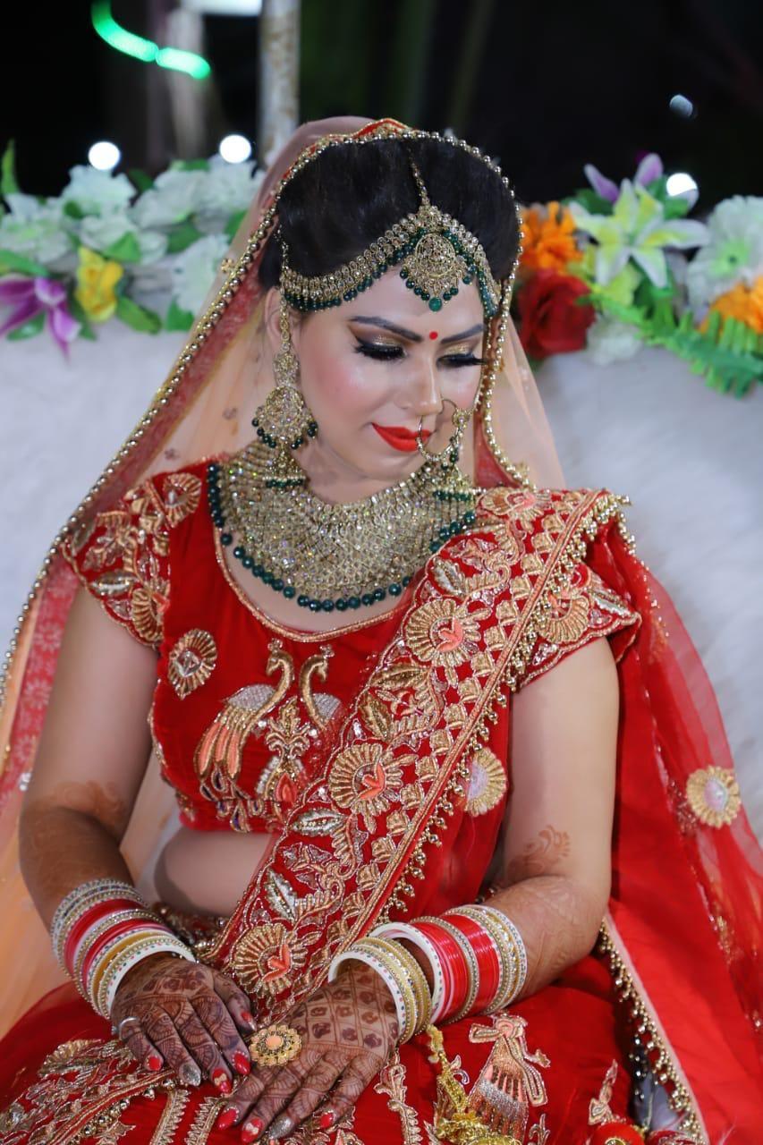 Best Bridal Makeup Artists In Delhi NCR In Best Price