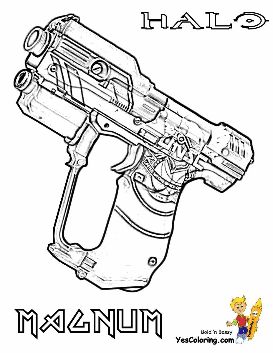 Pin On Halo 5 4 3 Reach Coloring Pages