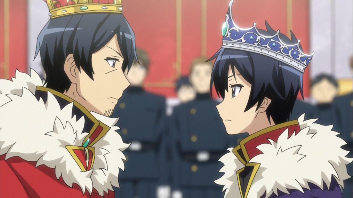 Castle town dandelion souichi shuu top 10 comedies slice of life anime