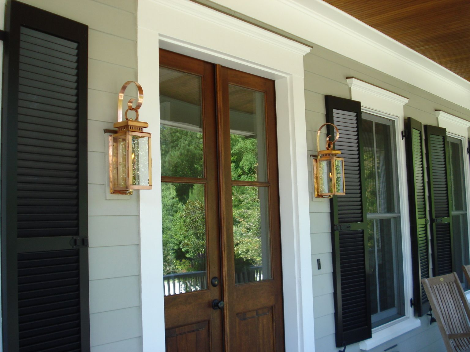 The Single House Lantern By Carolina Lanterns House Outdoor Rooms House Front