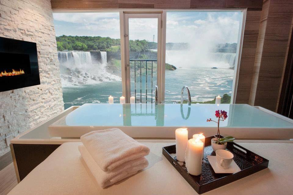 Niagara Falls Spa Getaway Sheraton On The Falls Niagara