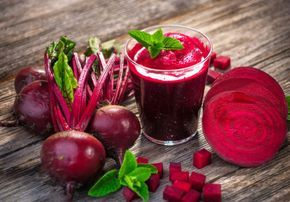 Dieta do suco rosa (beterraba)