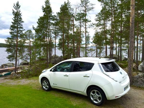 Awesome Nissan 2017: Nissan LEAF® Electric Car: 100% Electric. 100 ...