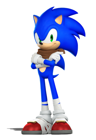 Sonic The Hedgehog Is The Main Protagonist Of The Sonic Boom Series He Is An Anthropomorphic Hedgehog Gifted With Super Ru Sonic Boom Sonic The Hedgehog Sonic