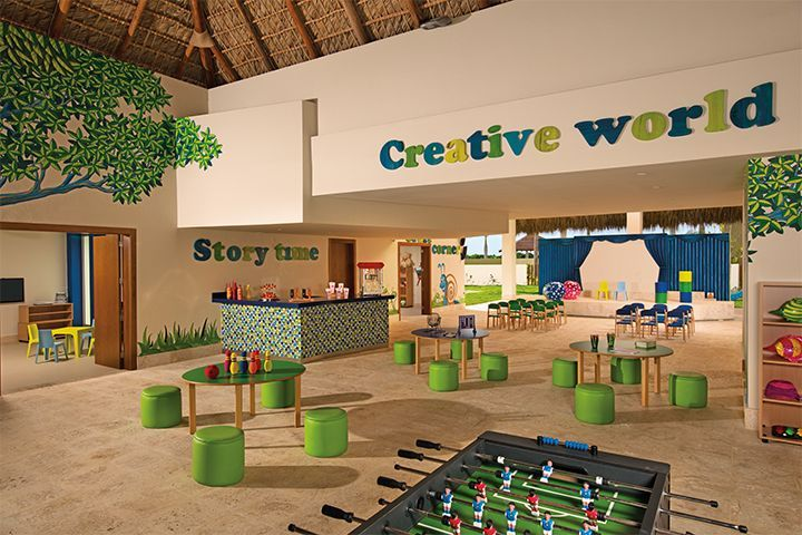 The Kids Will Love The Explorer S Club For Kids At Now Onyx Now Onyx Punta Cana Dominican Republic Resorts Resort