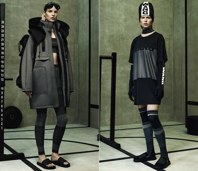 The_Garage_Starlets_Alexander_Wang_X_H&M_Women_Collection_Collaboration_Lookbook_Catalogue_06
