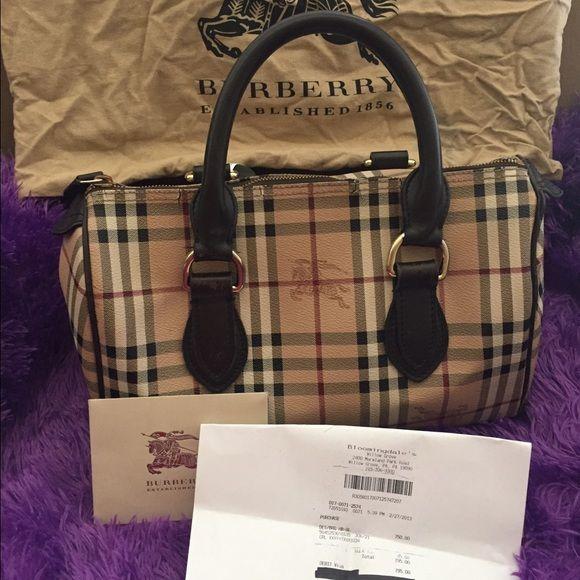 Burberry Bag Zipper