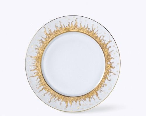 French porcelain dinnerware Ritz Paris Shop  underplate from Limoges  sc 1 st  Pinterest & French porcelain dinnerware Ritz Paris Shop : underplate from ...