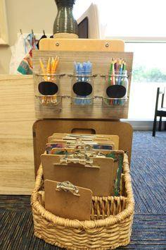Setting up the 3rd Teacher:  A peek into Sidney's Classroom #curiosityapproacheyfs