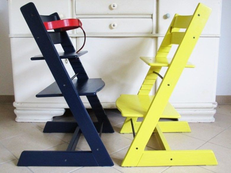 diy stokke tripp trapp selbst neu lackiert f r kurze for little ones pinterest. Black Bedroom Furniture Sets. Home Design Ideas