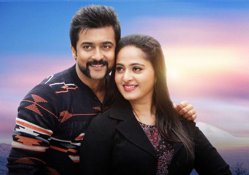Singam 3 New Stills with Anuska and Shruthi Hasan