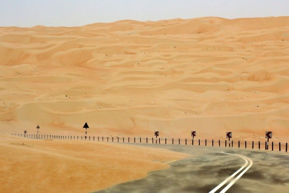 11 of the most beautiful deserts in the world - Matador Network