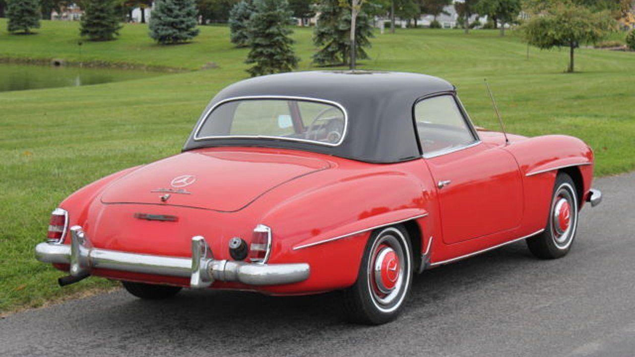 1958 Mercedes-Benz 190SL for sale near Azle, Texas 76020 - Classics ...