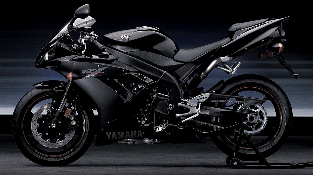 Black Yamaha Motorcycle Yamaha Motorcycles Yamaha Bikes Yamaha