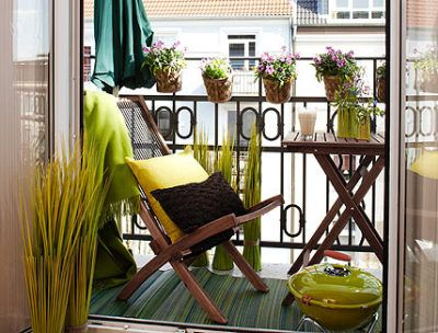 Marvelous In The Balcony You Can Enjoy The Outdoor Air And It Allows You To Relax  Under The Sun. Checkout Our Latest Collection Of 20 Unique Balcony Decor  Ideas With ...