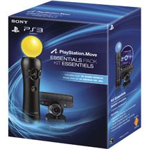 Ps3 Move Essentials Pack W Motion Controller Eye Camera Ps3 Walmart Com Playstation Move Motion Sensors Moving