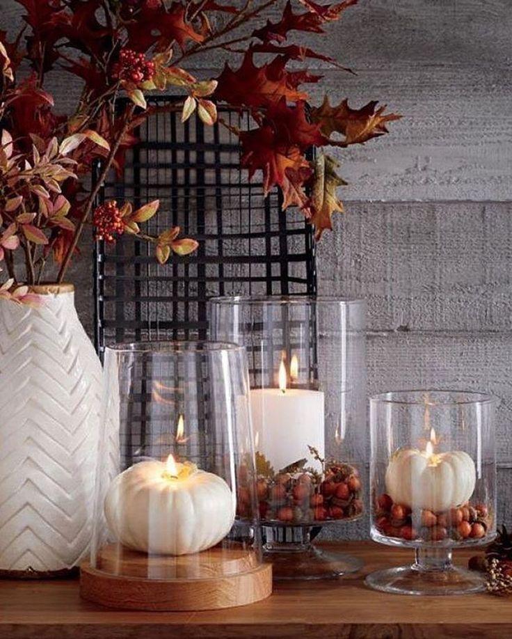 30 Najlepszy sposób na dodanie jesiennych elementów dekoracyjnych do domu #herbstlicheaußendeko