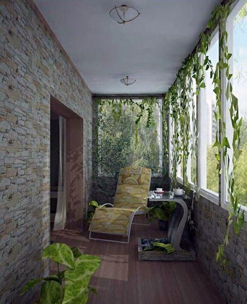 Small balcony design interesting interior design ideas Balcony