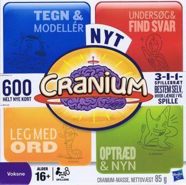 Spil Cranium 2 Arnold Busck Braetspil Spil Underholdning