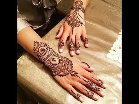 Tatuajes Mehndi Diseños : Pin de fashion world en mehndi designs